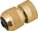 Melnor Metal Female Hose Repair - Brass - 5/8 Inch