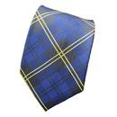 TOPTIE Plaid Check Necktie, Formal Necktie For Men, Classic Tie