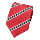 TOPTIE Men's Stripe Tie Woven Necktie, 14 Styles