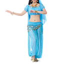 BellyLady Belly Dance Tribal Harem Pants, Egyptian Lantern Pants For Christmas