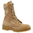 Belleville 340DESST Hot Weather Steel Toe Flight Boot, Ar 670-1 Compliant - TAN
