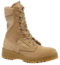 Belleville 340DES Hot Weather Flight And Combat Vehicle Boot, Ar 670-1 Compliant - TAN
