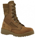 Belleville 550 ST Usmc Hot Weather Steel Toe Boot (Ega) - COYOTE