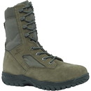 Belleville 612Z ST Hot Weather Side-Zip Steel Toe Tactical Boot - SAGE GREEN