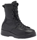 Belleville 800ST Waterproof Steel Toe Flight And Flight Deck Boot - BLACK