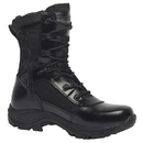 Belleville Class-A TR908Z Hot Weather High Shine Side Zip Boot - BLACK