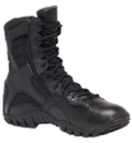 Tactical Research TR960Z WP Khyber Lightweight Waterproof Side-Zip Tactical Boot - BLACK