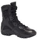 Tactical Research TR960Z Khyber Hot Weather Lightweight Side-Zip Tactical Boot - BLACK