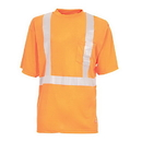 Berne Apparel HVK002 Hi-Visibility Pocket Tee - Short Sleeve