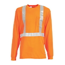 Berne Apparel HVK003 Hi-Visibility Pocket Tee - Long Sleeve