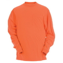 Berne Apparel HVK006 Enhanced-Visibility Pocket Tee -  Long Sleeve