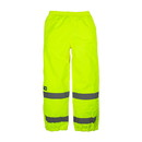 Berne Apparel HVP104 Hi-Visibility Waterproof Safety Pant