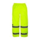 Berne Apparel HVP104 Hi-Visibility Waterproof Safety Pant