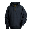 Berne Apparel SP350 Quarter-Zip Hooded Sweatshirt - Thermal Lined