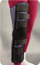 Bird & Cronin Comfor Knee Immobilizer With Patella Strap