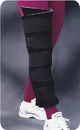 Bird & Cronin Quick Wrap Knee Immobilizer With Terry Lining