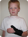 Bird & Cronin U2 Universal Thumb Brace Pediatric