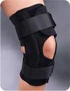 Bird & Cronin Anterior Closure Hinged Knee Support