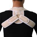 GOGO Back Posture Corrector Adjustable Clavicle Brace Comfortable Correct Shoulder Posture Support Strap for Women Men Improve Posture Correction