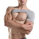 GOGO Single Shoulder Brace Support Belt / Stretchy Shoulder Support Brace