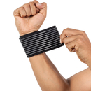 GOGO Workouts Stretchy Wristband / Wrist Support Protection, 2 Pcs