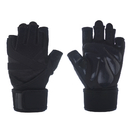 GOGO 1 Pair Workout Gloves with Wrist Support