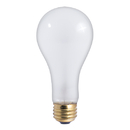 Bulbrite Incandescent A21 Medium Screw (E26) 150W Dimmable Light Bulb 2700K/Warm White 12Pk (100151)