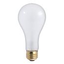 Bulbrite Incandescent A23 Medium Screw (E26) 200W Dimmable Light Bulb 2700K/Warm White 12Pk (100201)