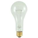 Bulbrite Incandescent A23 Medium Screw (E26) 200W Dimmable Light Bulb 2700K/Warm White 12Pk (101201)