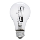 Bulbrite 29A19CL/ECO 29-Watt Dimmable Eco-Friendly Halogen A19, Medium Base, Clear, 2-Pack