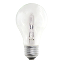 Bulbrite 43A19CL/ECO 43-Watt Dimmable Eco-Friendly Halogen A19, Medium Base, Clear, 2-Pack