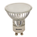 Bulbrite FMW/GU10/FR 35-Watt Dimmable Halogen MR16 Lensed, GU10 Base, Frost