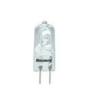 Bulbrite Q20GY6/120 20-Watt Dimmable Halogen Line Voltage JC Type T4, GY6.35 Base, Clear