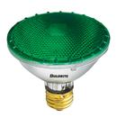 Bulbrite H75PAR30G 75-Watt Dimmable Halogen PAR30, Medium Base, Green