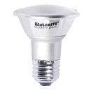 Bulbrite LED7PAR20/FL40/827/WD 7 Watt Dimmable Wet Rated Outdoor/Indoor LED PAR20 Reflector Bulb, 50W Halogen Equivalent, Medium (E26) Base, Flood, Warm White