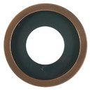 Blue Flame Fireplace/Fire Pit-Decorative Rings For Decor Flanges