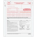 Super Forms 1096052 Form 1096 - 2 part Carbonless - 1up