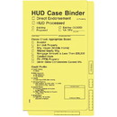 Super Forms 4212 Hud Case Binder - Yellow