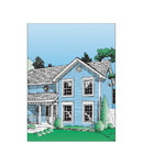 Super Forms 7847 Mortgage Application Folder Style: Colonial Size: Letter