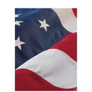 Super Forms 80086 American Flag Folder - Letter Size