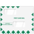 Super Forms 80343EXP Double Window First Class Mailing Envelope Expandable