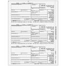 Super Forms BLTCFED05 - Form 1099-LTC Long Term Care and Accelerated Death Benefits - Copy A Federal