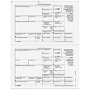 Super Forms BR205 1099-R 2up Distributions from Pensions, etc. - Copy 2 Recipient State/City/Local