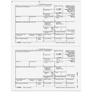 Super Forms BRREC05 1099-R 2up Distributions from Pensions, etc. - Copy C Recipient