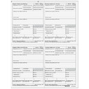 Super Forms BW24UPER05 W-2 - Copy 1/D Employer State, City or Local, and Record Copy - 4up