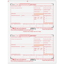 Super Forms BW2FED05 - Form W-2 Federal IRS, Copy A