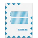 Super Forms CCLNT910 - Double Window First Class Mail Envelope