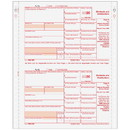 Super Forms CDIV054 2up 1099-DIV Dividends and Distributions 5-part - Carbonless