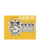 Super Forms PC49 Tax Estimate Reminder Postcard - June 15