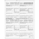 Super Forms W24UPA W-2 Copy C/B/2/2 Employee Record, Federal, State City or Local